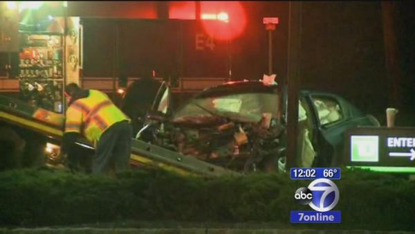 Crash where 3 died in NJ ruled suicide mission