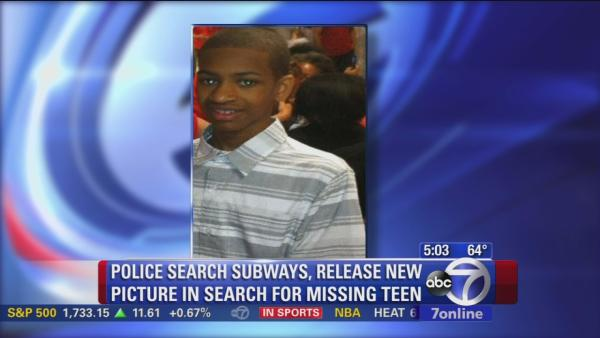 Police release new photo of missing teen Avonte Oquendo