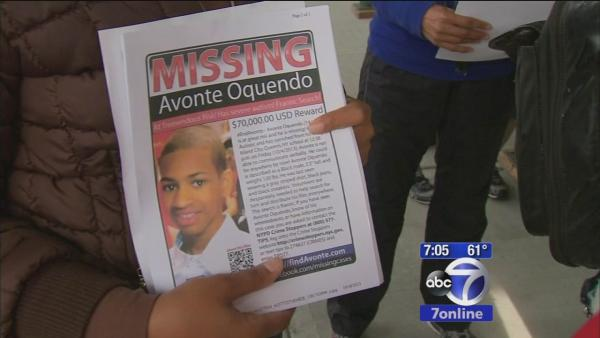 Reverend Al Sharpton joins search for Avonte Oquendo