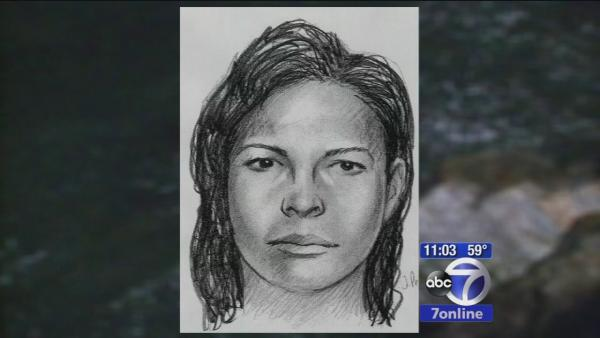 Sketch released in murder of woman 2 years ago