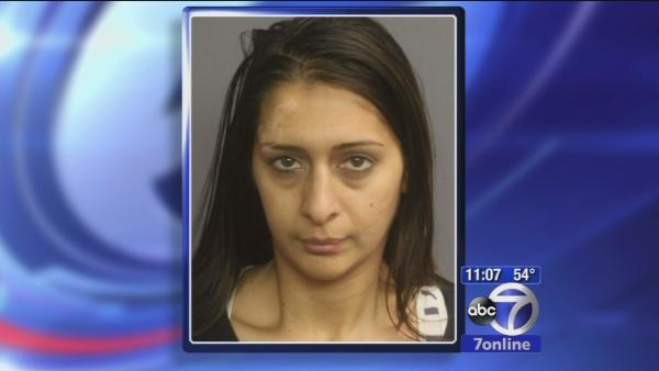 Woman arrested for allegedly texting in fatal crash