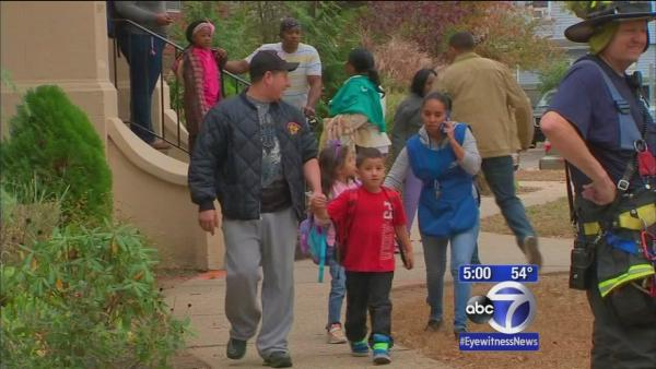 School evacuates after pepper spray scare on Long Island