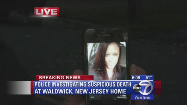 Suspicious death of young mother in Waldwick