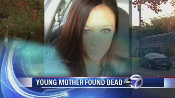 Young mother found strangled inside NJ home