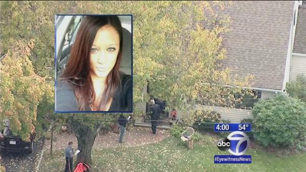 Ex-Boyfriend arrested in young mom's murder
