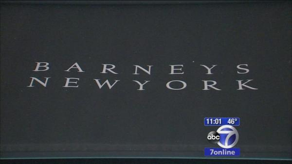 Barneys apologizes after two claims of racial profiling