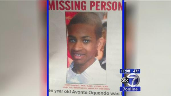 New push in search for Avonte Oquendo