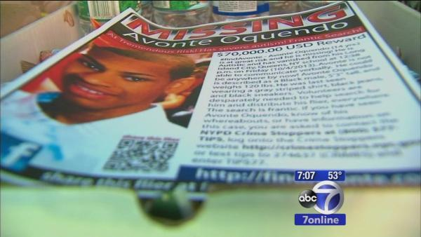 Oquendo family not accepting new reward fund contributions