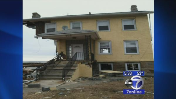 Union Beach residents mark 1-year anniversary of Sandy