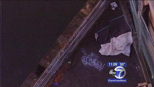 Woman's body found under blanket in Brooklyn