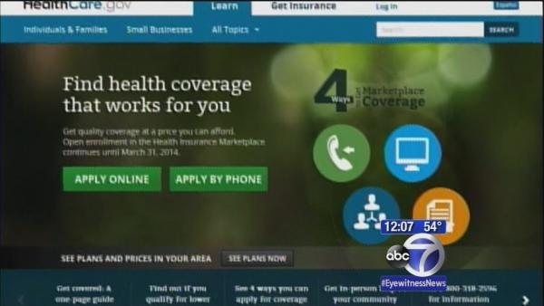 Questions over Health Care website continue