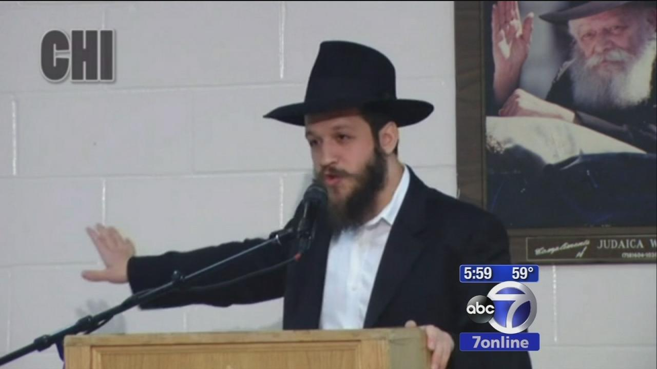 Rabbi in jail accused of molesting NYC teenager