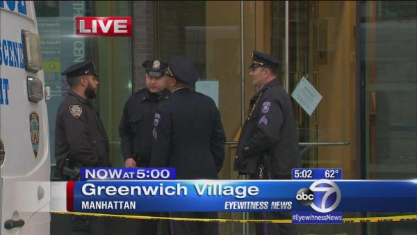 Woman raped outside NYU building in Greenwich Village