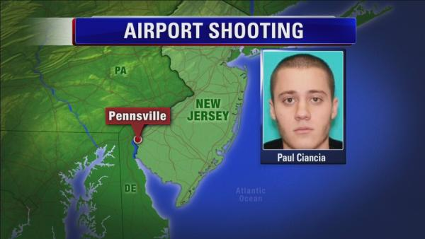 LAX suspected shooter lived in New Jersey