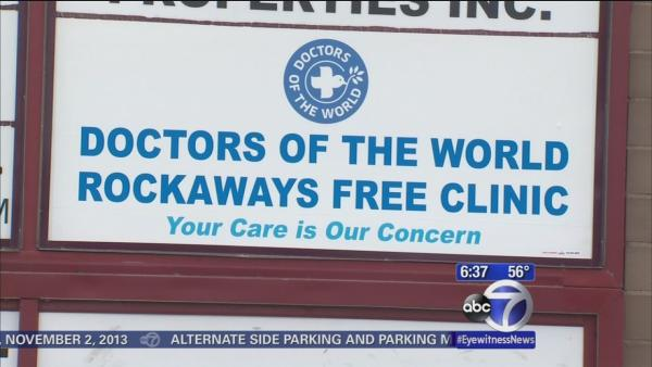 Doctors in the Rockaways rebuild after Sandy
