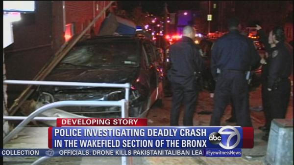 Bronx hit and run leaves 1 dead