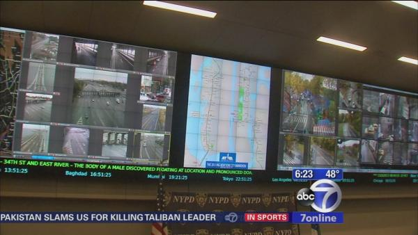 Tight security in place for ING NYC Marathon