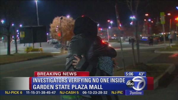 Terror at the Garden State Plaza Mall