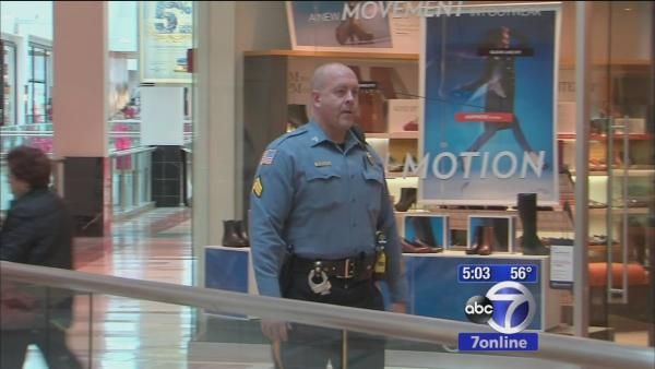 Garden State Plaza re-opens after gunfire
