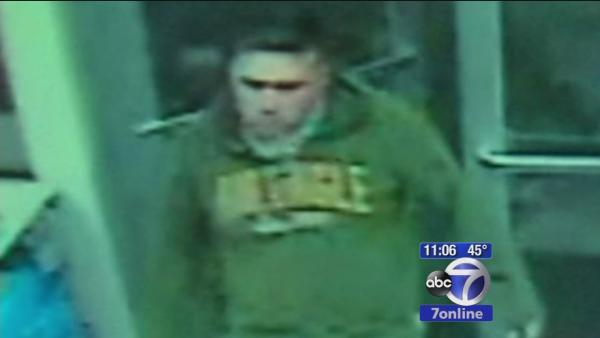Suspect wanted in violent Brooklyn gas station robbery