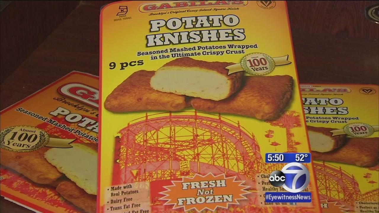 Shortage of square knishes after factory fire