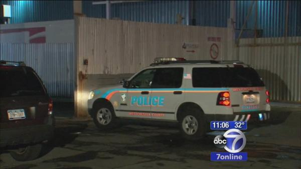 Dead baby found inside bag at recycling plant