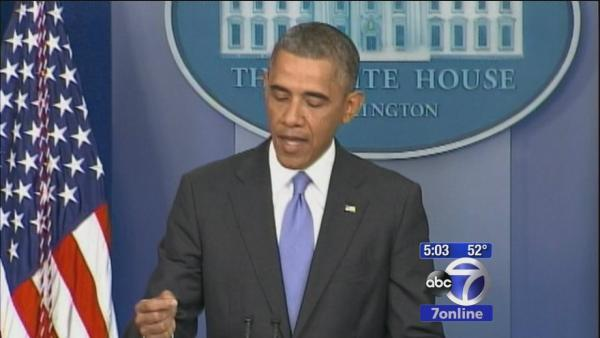 President Obama announces healthcare changes