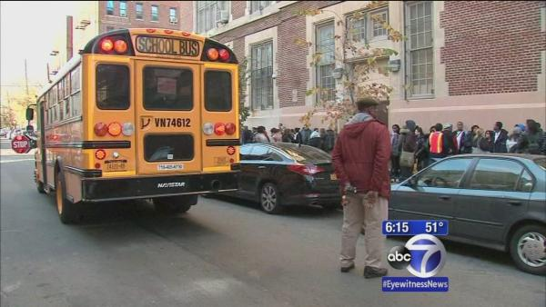 Possible MRSA case at Bronx special education school