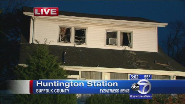 Huntington Station fire claims lives of mother, daughter