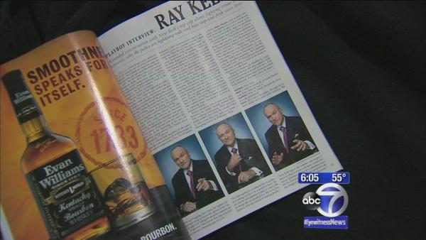Ray Kelly critical of mayoral candidates in Playboy interview