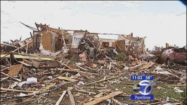5 reported dead after Midwest tornado outbreak