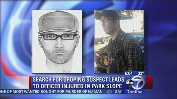 Brooklyn groper search lands cop in hospital