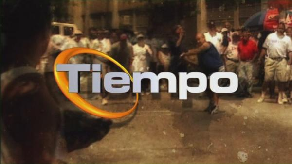 Tiempo on Nov. 24, 2013: Part 1
