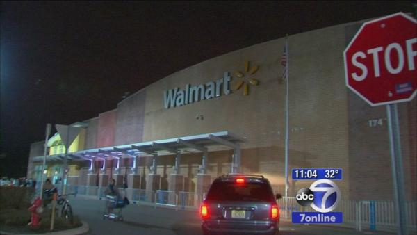 Man arrested after argument with WalMart manager