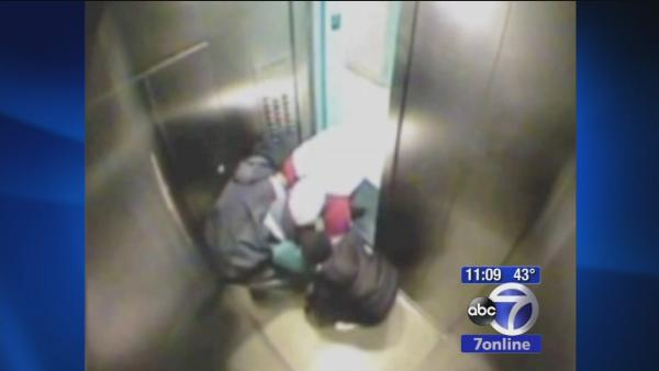 Lower East Side elevator attack