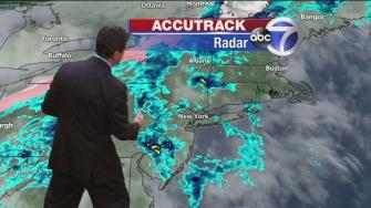 AccuWeather: Rollercoaster weekend