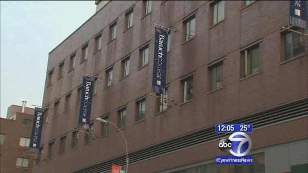 Police investigate possible hazing death of Baruch College student