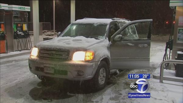 Northern Suburbs facing heaviest ice threat