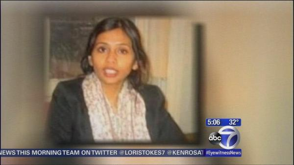 Indian diplomat arrested in Manhattan