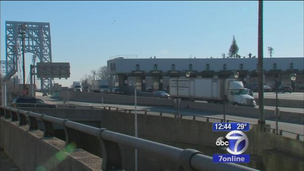 GWB lane closures impacted EMS response times