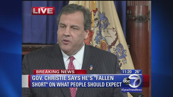 Gov. Christie Press Conference on BridgeGate