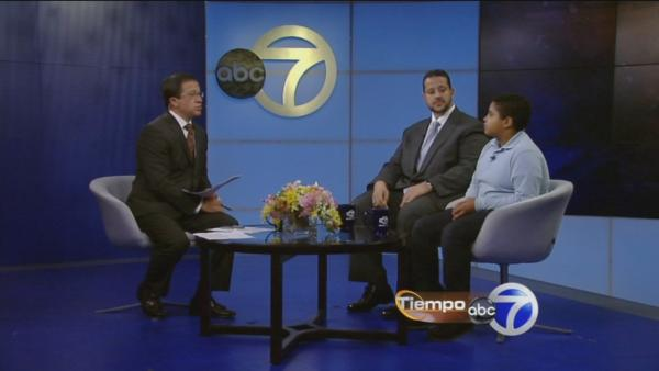 Tiempo on January 12th, 2013: Part 3