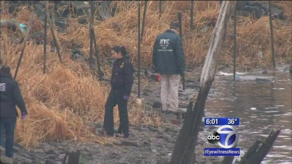 More remains, clothing found in Queens