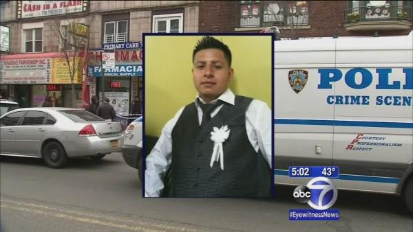 Police search for suspect in Queens triple murder