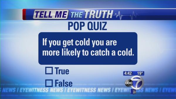 Cold weather pop quiz