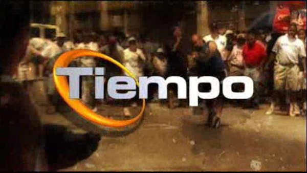 Tiempo on January 26, 2013: Part 1