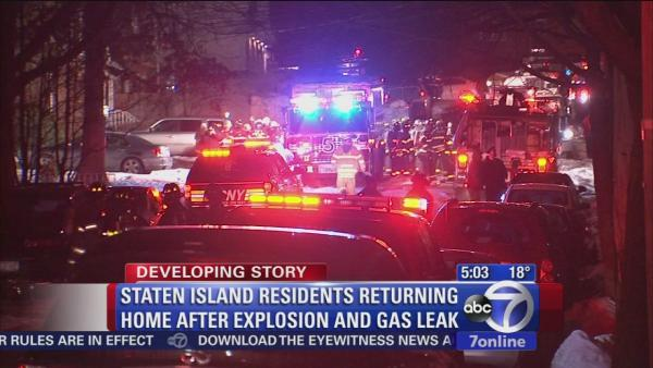 Injuries, evacuations after SI gas leak