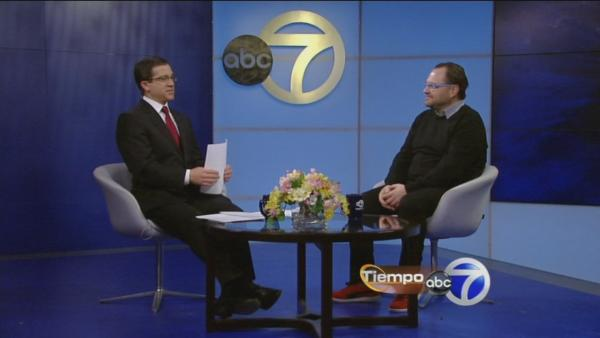 Tiempo on February 2nd, 2014: Part 1