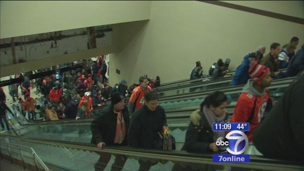 Is NJ Transit ready for fans' trip home?