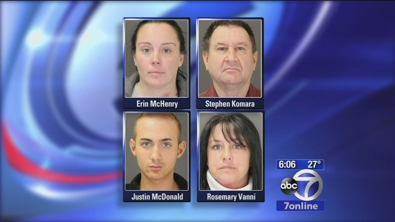 Group home workers accused of making residents fight